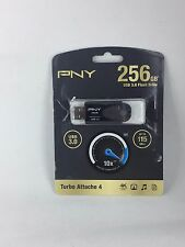 PNY *256GB* Turbo USB 3.0 Flash Drive - P-FD256TBAT4-GE
