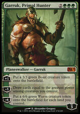 MTG GARRUK, PRIMAL HUNTER EXC - GARRUK, CACCIATORE PRIMITIVO - M13 - MAGIC
