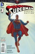Man Of Steel Day All Star Superman #1 Special Edition Comic Book 2013 - DC