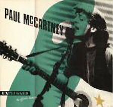 Paul McCartney, Unplugged, NEW/MINT numbered limited vinyl LP (Spanish pressing)