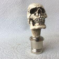Made in USA Skull knob Car Cigarette Lighter 12v Hot Rat Street Rod shift #322CL