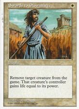 Swords to Plowshares | EX | Anthologies | Magic MTG