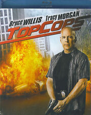 TopCops (with Bruce Willis & Tracy Morgan (Blu-ray)