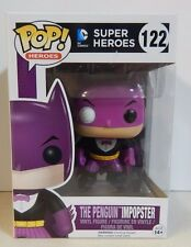 Funko POP! Heroes DC Super Heroes The Penguin Impopster #122 Batman MIB!!!