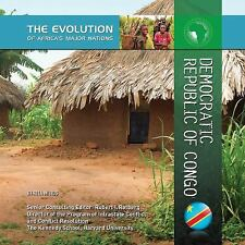 Democratic Republic of Congo (The Evolution of Africa's Major Nations)-ExLibrary