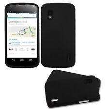 MYBAT Black/Black Fusion case (Rubberized) for LG E960 (Nexus 4)