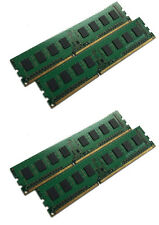 8GB 4x2G PC3-10600e Dell 790 990 HP 8200 8300 6200 1Rx8  DDR3 Desktop PC Ram