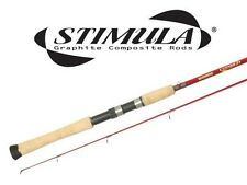 "Shimano Stimula Fishing Pole Spin Rod 5'6"" - 2 Piece Fishing Spinning Rod - NEW"