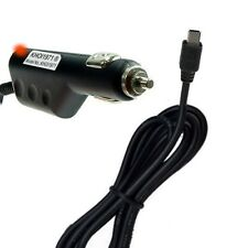 6-FT CAR charger power adapter cable for Cobra CDR 895 D Dual Channel Dash Cam