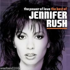 Jennifer Rush - The Power Of Love - CD NEW & SEALED Greatest Hits / Very Best