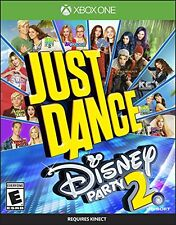 NEW - Just Dance Disney Party 2 - Xbox One Standard Edition