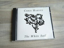 ambient CD experimental AD MUSIC synth CHRIS HARVEY White Sail 1996 erik wollo