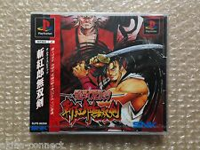 Brand New Samurai Spirits 3 Sony Playstation PS1 Japan