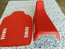 Yamaha TT225 TT 225 1990   Seat Cover Red (Y7)