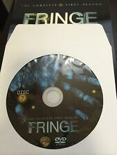 Fringe - Season 1, Disc 7 REPLACEMENT DISC (not full season)