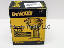 "DeWALT 18V 18 Volt Lithium Ion or Nicd 3/8"" Drive Cordless Impact Wrench DC823"