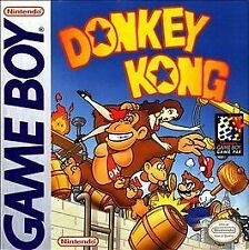 ***DONKEY KONG GAME BOY COSMETIC WEAR~~~
