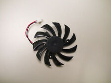 75mm Fan ATI Nvidia Gigabyte MSI Video Card Power Logic PLD08010S12HH 2 Pin USA