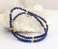 SAPHIR KETTE,edelsteinkette,halskette,Blau,saphire,Top, facettierte saphirkette