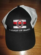 BUD LIGHT 1927 OTTAWA SENATORS Stanley Cup Champs (Adjustable Snap Back) Cap