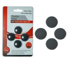 4Pcs Soft Rubber Thumb Stick Grip Cover Caps For PS4 PS3 XBOX 360 Controller E54