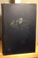 BURNING LIGHTS BOOK BY BELLA CHAGALL 1946 1st Edition HC
