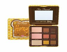 TOO FACED PEANUT BUTTER AND HONEY BUTTER SHADOW PALETTE 100% AUTHENTIC *NIB