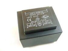 HAHN Miniatur-Printtrafo, transformer,  0,35VA 230V 2x12V 2x15mA