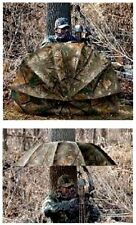 ALLEN Magnum deer stand ground blind hunting camo umbrella cover wind proof 1901