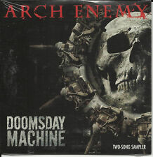 ARCH ENEMY Doomsday Machine PROMO SAMPLER DJ CD SEALED
