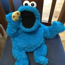 Cookie Monster 'Me So Hungry' Singing Talking Plush Hand Puppet Sesame Street