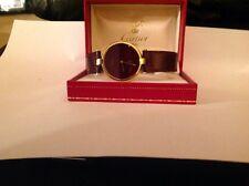 Men's Dress Must De Cartier Quartz Watch