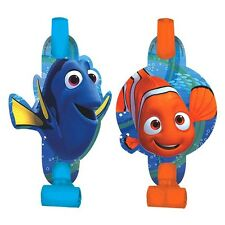 FINDING DORY BLOWOUTS (8) ~ Birthday Party Supplies Favors Disney Pixar Nemo