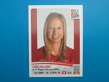 Panini FIFA Women's World Cup Canada 2015 - N.197 ABBE' SWITZERLAND