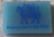 Widecombe in the Moor 1980s NOVELTY ERASER / RUBBER