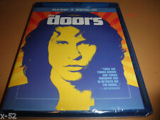 THE DOORS jim morrison BIO movie BLU-RAY oliver stone VAL KILMER kyle maclachlan