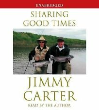 (New CD) Sharing Good Times by Jimmy Carter (4 CDs)