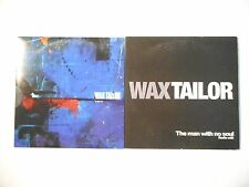 Unique Lot de 2 CD Single ▬ WAX TAILOR ▬ Port GRATUIT