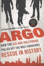 Argo: How the CIA and Hollywood Pulled O Books