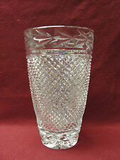 WATERFORD CRYSTAL - GLANDORE Pattern - LARGE FLOWER VASE