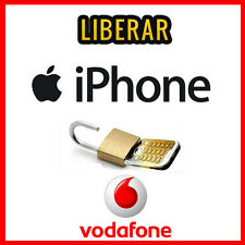 IPHONE VODAFONE ESPAÑA/SPAIN--LIBERAR//UNLOCK-IPHONE 4,5,6,7