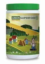Organic Green - GREEN SUPERFOOD PINEAPPLE 8000MG - Balances Alkalinity - 1Can
