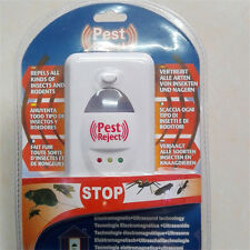 Ultrasonic Electronic Rat Cockroach Rat Spider Pest Bug Mosquito Repeller Reject