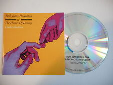 BETH JEANS HOUGHTON & THE HOOVES OF DESTINY : DODECAHEDRON [ CD ACETATE ]