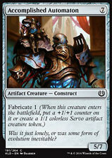 MTG 4x ACCOMPLISHED AUTOMATON - ABILE AUTOMA - KLD - MAGIC