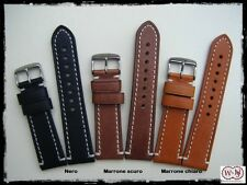 Cinturini per orologi in vera pelle 20-22mm. Leather straps watch. ENTRATE!!!
