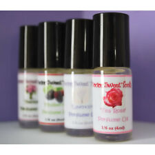 Handmade Perfume / Body Oil Roll-On Sample Set (CHOOSE YOUR OWN SCENT)