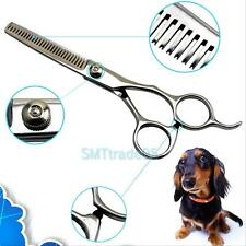 Pet Dog Cat Grooming Hair Clippers Scissors Trimmer Groomer Shears Accessory S5