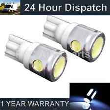 2X W5W T10 501 XENON WHITE 3 LED SMD SIDELIGHT SIDE LIGHT BULBS HID SL101101