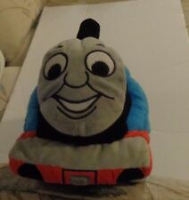 "2007 THOMAS &  FRIENDS 16"" SOFT PLUSH TANK ENGINE PLUSH CUDDLE BUDDIE  PILLOW TO"